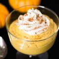 Vegan Pumpkin Mousse