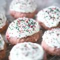 Christmas ricotta cookies