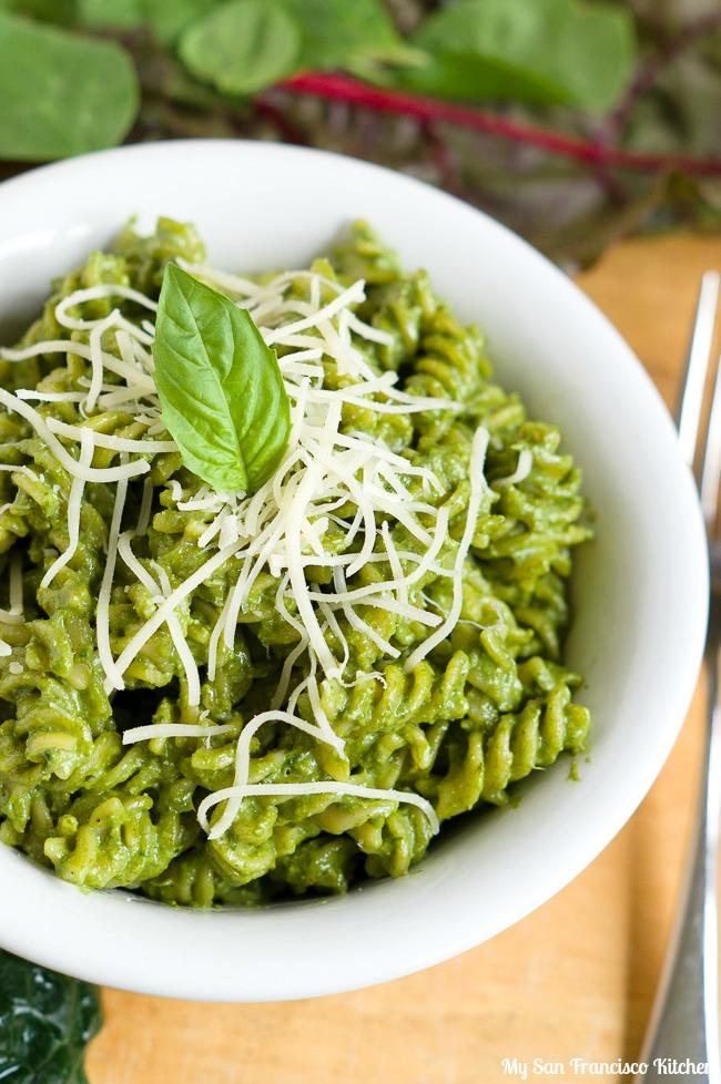 Power Greens Pesto
