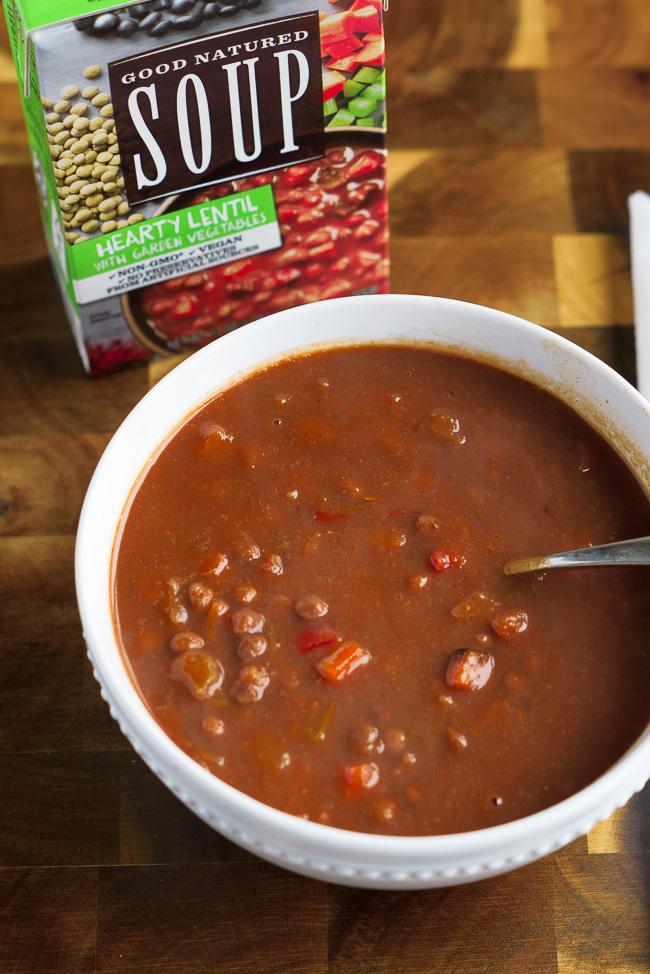 Good Natured Soup Lentil