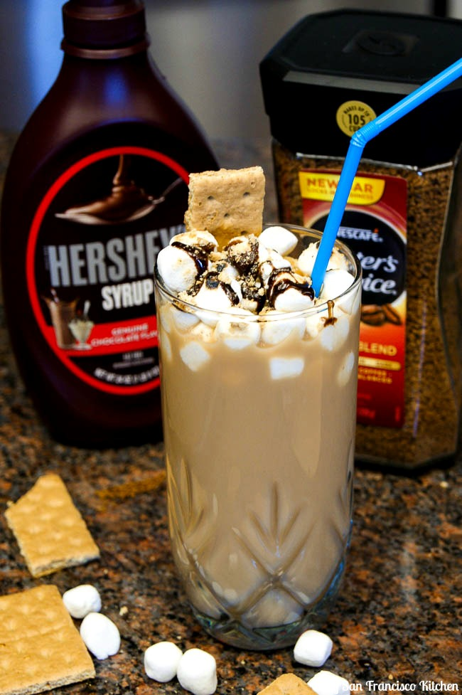 S'mores Iced Coffee