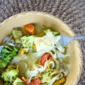 Yellow Curry Noodle Soup