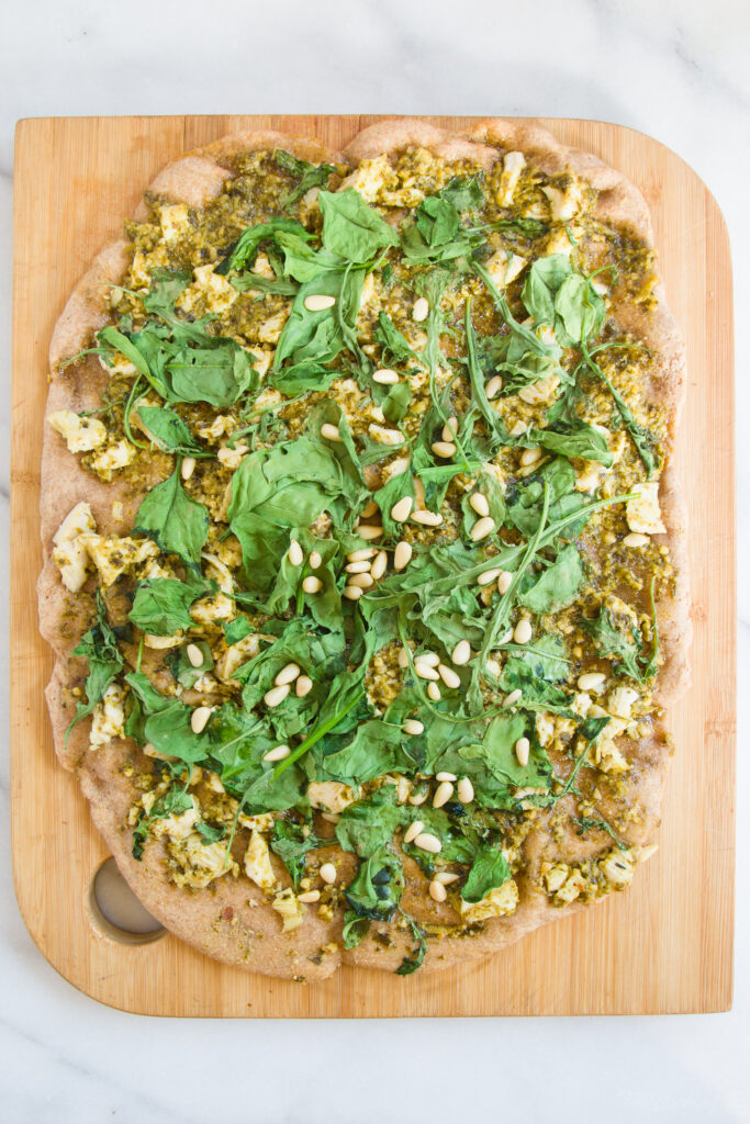 Pesto Flatbread