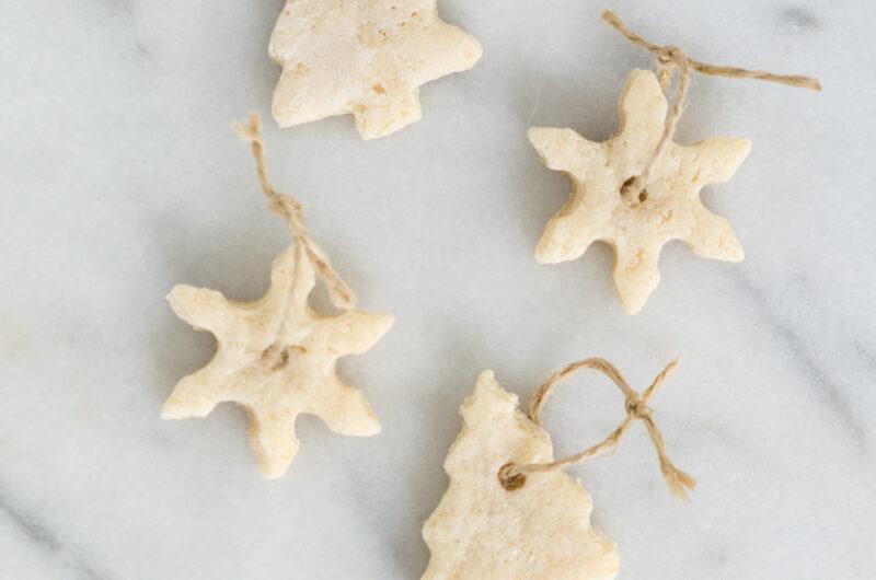 Easy Salt Dough Ornaments